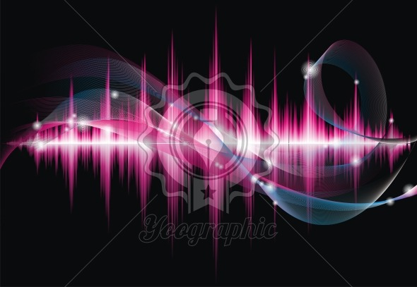 Abstract vector shiny background design. EPS 8 illustration. - Royalty Free Vector Illustration